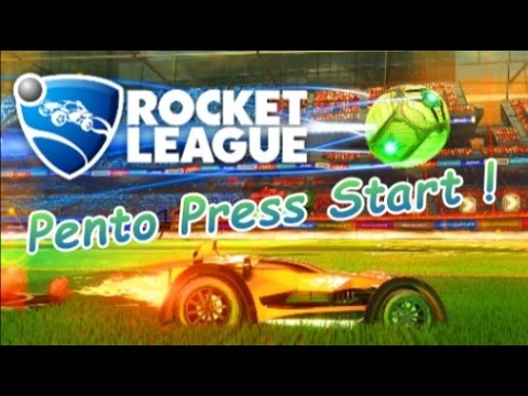Pento Press Start : Rocket League
