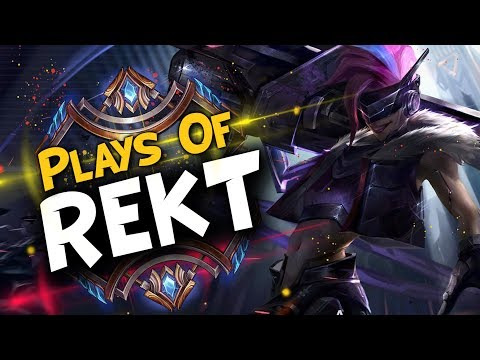 TOP 20 PLAYS OF THE DAY  League of Legends