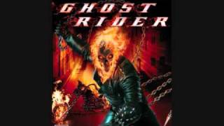 Ghost Rider Video Game PS2 Music Track- OST.wmv