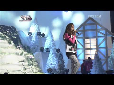 (121221)(HD) UEE & Lee Jang Woo - The Time of My Life & Special Dance