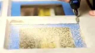 Як поміняти старі вікна на вікна, як видалити шпателем з мултиинструемнти DREMEL
