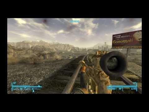 Fallout: New Vegas - Gobi Campaign Scout Rifle |