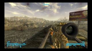 Fallout: New Vegas - Gobi Campaign Scout Rifle