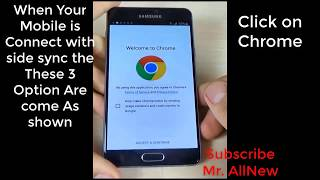Bypass Google Account Samsung A3, A5, A7, J1, J2, J3, J5, J7, S5, Note, Tab By Mr. AllNew( Anuj Pal)