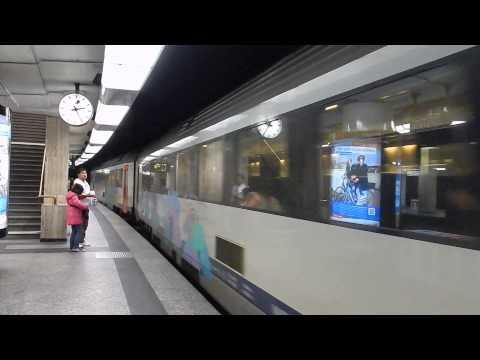 Treinen Op Brussel Centraal - Trains A Gare Central Bruxelles