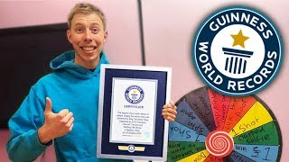 Breaking The Most World Records In 24 Hours....