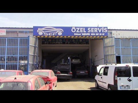 Eskişehir Volkswagen Servisi - Eskişehir Audi Servisi - Eskişehir Oto Şef