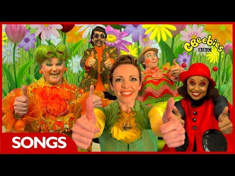 CBeebies Songs | Thumbs Up for Thumbelina