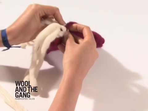 économiser jusqu'à 60% Promotion de ventes tout neuf Comment faire des franges - tuto tricot