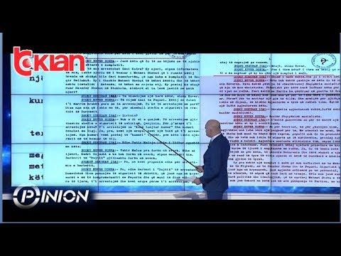 Opinion - Zbulohen dokumentat e bisedave te diktatorit! (02 maj 2019)