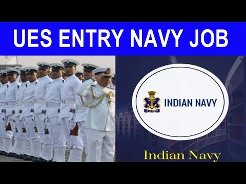 Indian Navy Ues Entry 2019, Apply Online Navy Job 2019, Recruitment Indian Navy All India