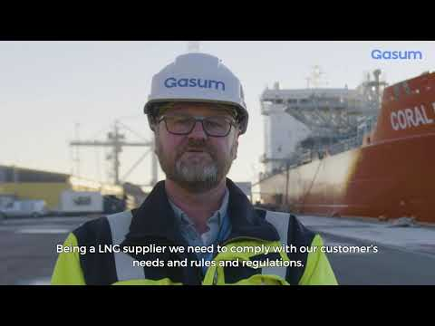 Full expert video about bunkering liquefied natural gas (LNG)