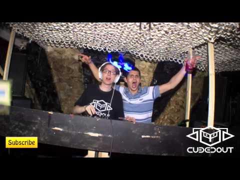Cubedout - Live @Chaos Camborne July 2014 feat. MC Delgado & MC Reality [UK Hardcore]