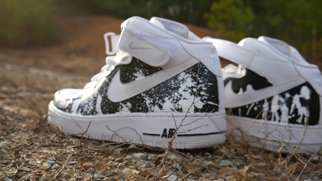 separation shoes c85ec 61563 The Ultimate NIKE Air Force One's Customization!