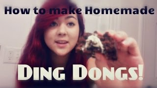 Homemade Ding Dongs