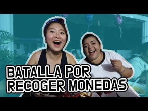 BATALLA POR RECOGER MONEDAS