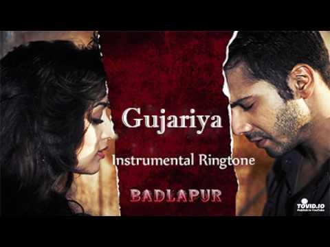 Gujariya Jini Re Jini Instrumental Ringtone | Badlapur.