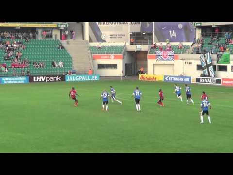 Flash Highlights T&T vs Estonia