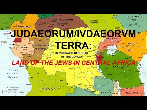 JUDAEORUM TERRA: LAND OF THE JEWS IN CENTRAL AFRICA
