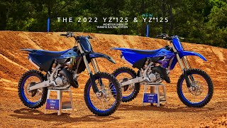 Two-Stroke Evolution: A new, better YZ125