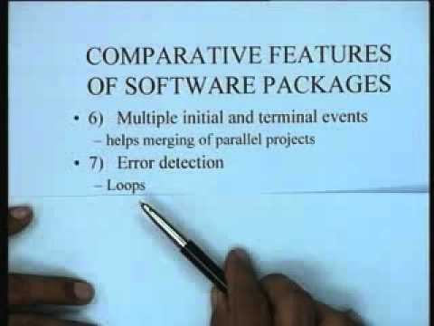 Lecture   19 Computers in Project Management