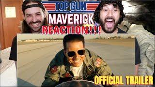TOP GUN: MAVERICK | Comic-Con Official Trailer - REACTION!!!