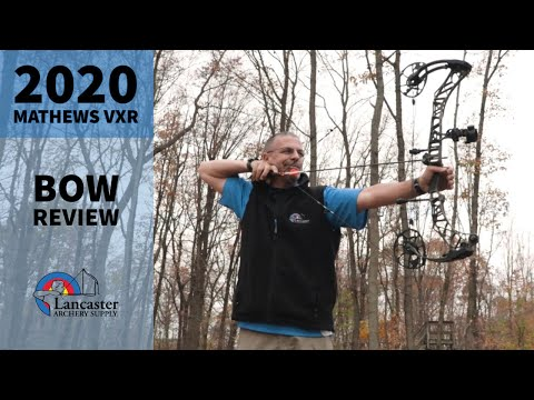 2020 Mathews VXR Compound Bow Review