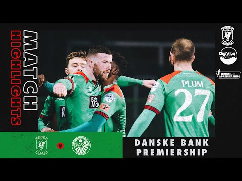 Glentoran Portadown Goals And Highlights