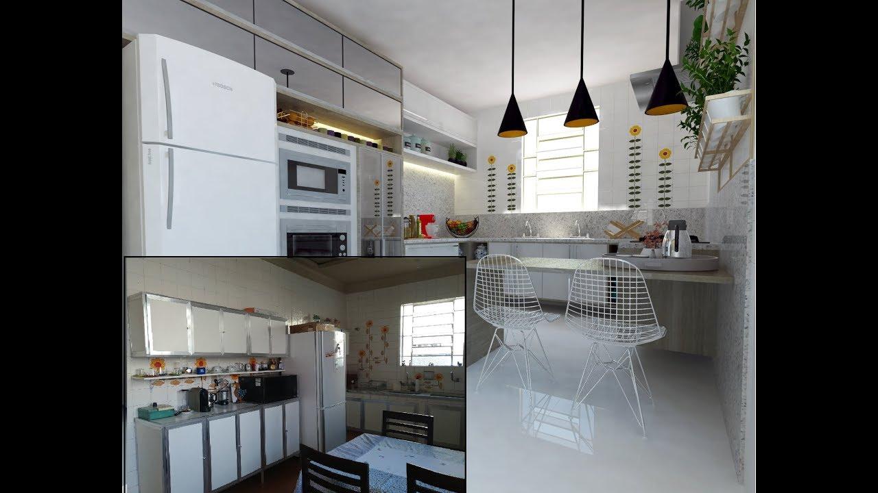 Cozinha Clean Cozinha Clean Moderna Cozinha Clean E Moderna