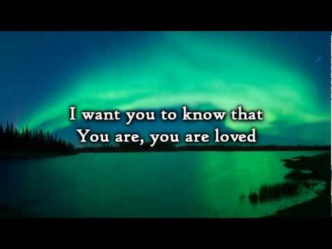 Heather Williams - You are Loved (Lyrics)
