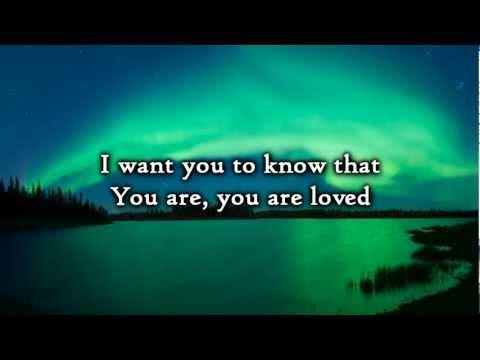 Heather Williams - You are Loved (Lyrics)