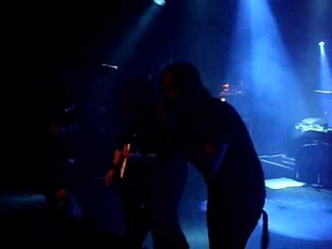 Fear Factory - Demanufacture live in Hamburg 06.03.10.AVI