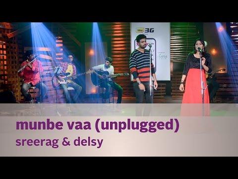 Munbe Vaa (unplugged) - Sreerag & Delsey (Shoot an Idea SOTD) - Kappa TV