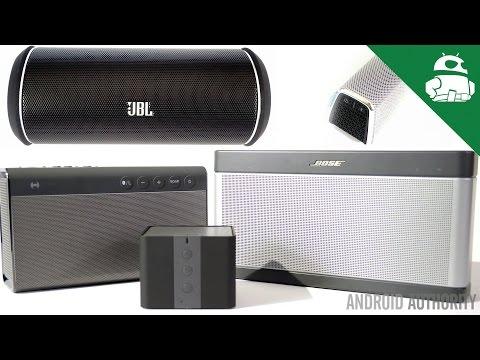 Best Bluetooth Speakers of 2014