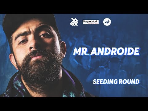 MR.ANDROIDE | Vocal Masters 2018 | Seeding Round
