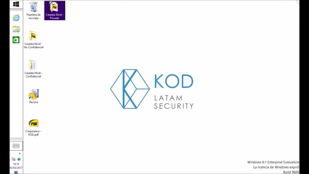 Kod Latam Security | Data Protection Studio - EndPoint