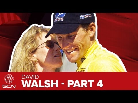 The Lance Armstrong Story - Who Were The Heroes? David Walsh Interview Pt. 4