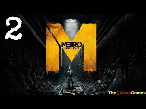 Прохождение Metro: Last Light (Метро 2033: Луч надежды) [HD|PC] - Часть 2 (Фашисты)