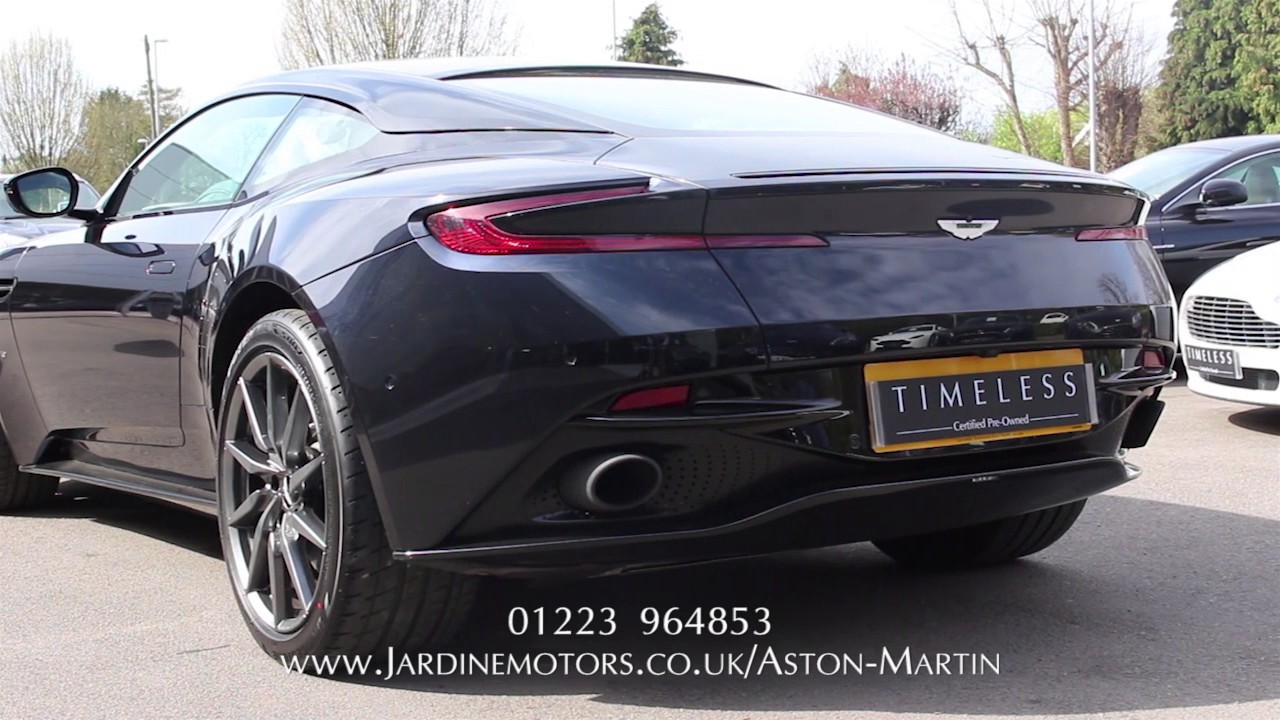 Jardine motors group aston martin db11 lancaster for Jardine motors