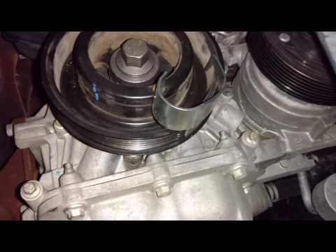 timing belt replacement of ford fiesta 2012 ford fiesta timing belt replacement pt2 youtube 1997 ford probe timing belt diagram wiring schematic