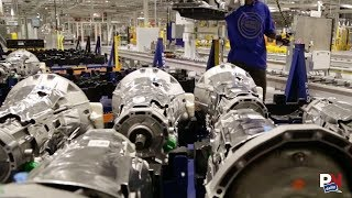 Ford Shoots Down GM's Nine-Speed Transmission