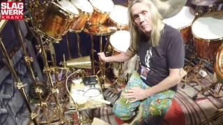 Nicko McBrain Rig Rundown - Exclusieve rondleiding langs de Iron Maiden-tourkit