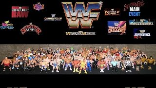 WWF Hasbro Action Figure Collection - EPIC! 192 ACTION FIGURE!!