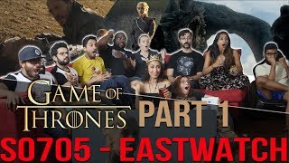 Game of Thrones - 7x5 Eastwatch - Group Reaction [Part 1] + Skit