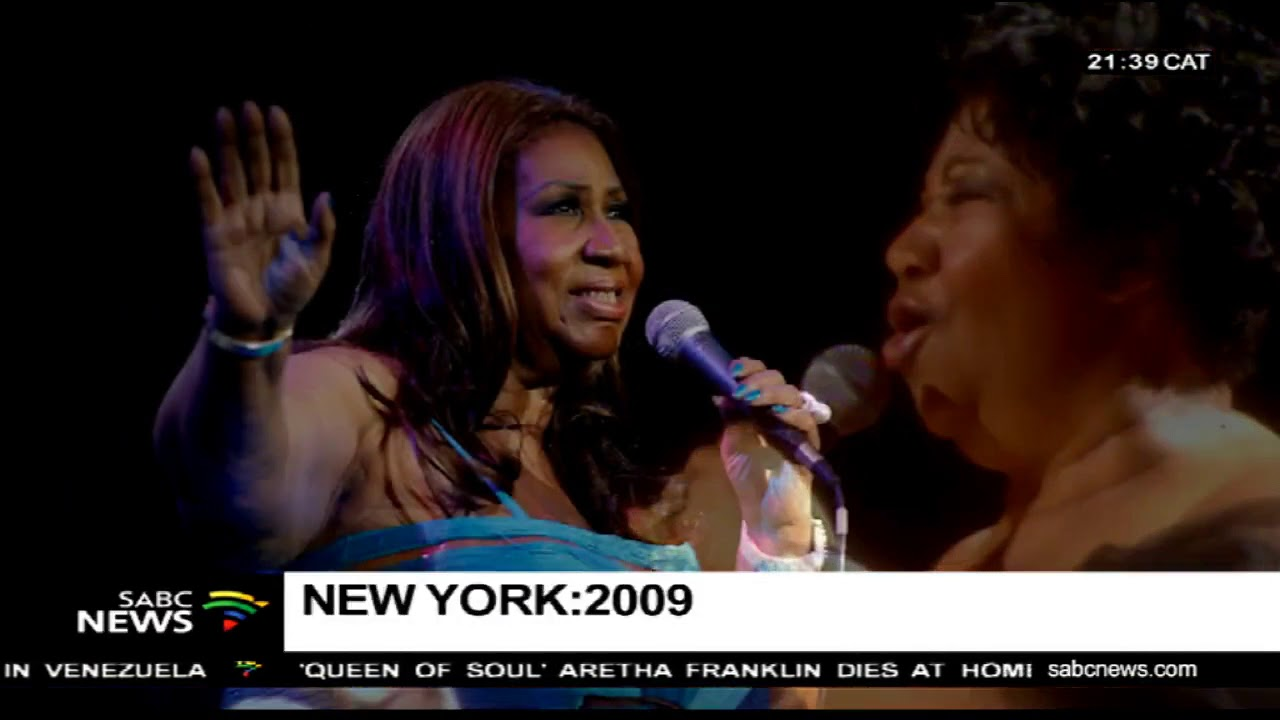 Tributes pour in for Queen of soul Aretha Franklin