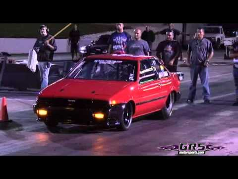 El Humilde 6.882 @ 204.78 MPH ( Fall Nationals 2011 @ Englishtown New Jersey )