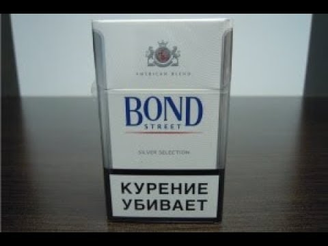 Обзор сигарет BOND SILVER SELECTION 4