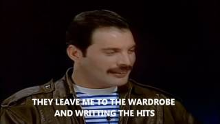 Freddie Mercury Funny Moments  Part 1