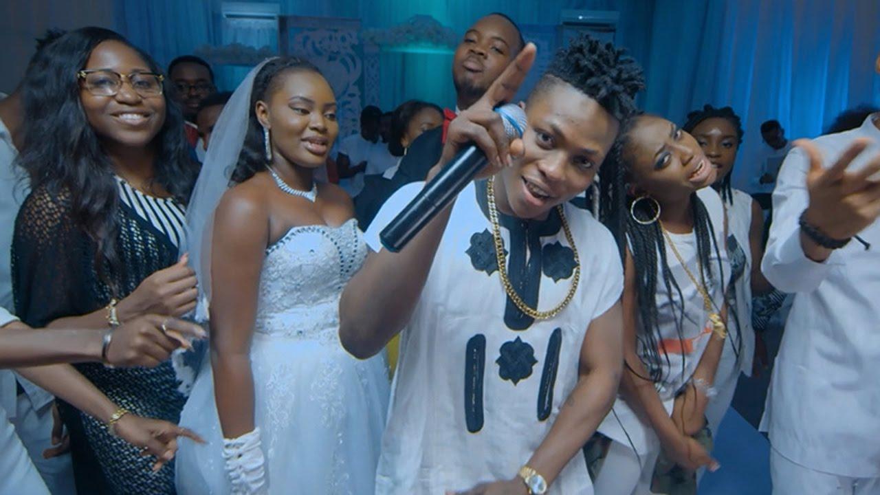 Download Reekado Banks - Sugar Baby Official Music Video