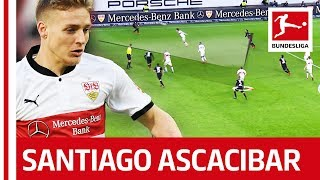 Santiago Ascacibar - What Makes The Argentina International So Good?